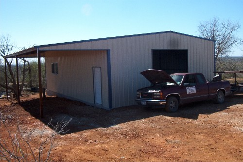 Home for Drive through carport